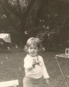 Me, July 4, 1968.