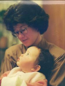 Terri and Catherine, 1997