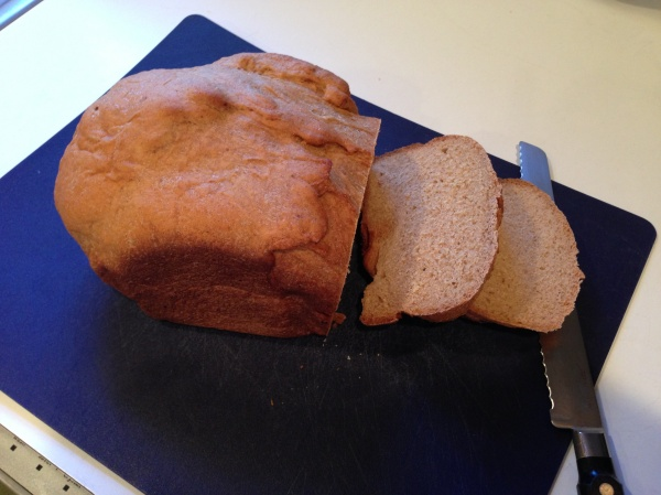 Nancy's Wheat Bread.