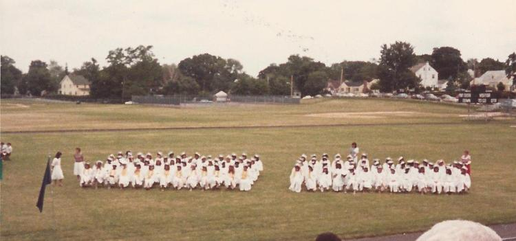 The female half of the Port Chester (NY) Class of 1984.