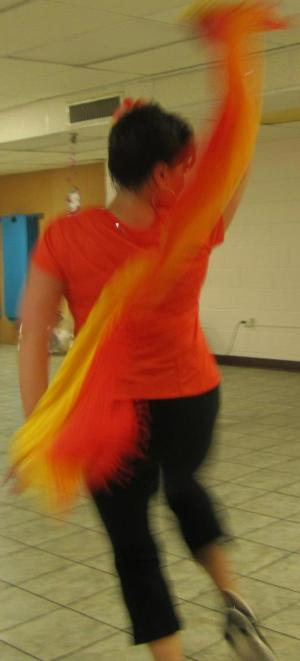 One of my favorite pictures of Pina, from a Latin night special class a couple years ago.