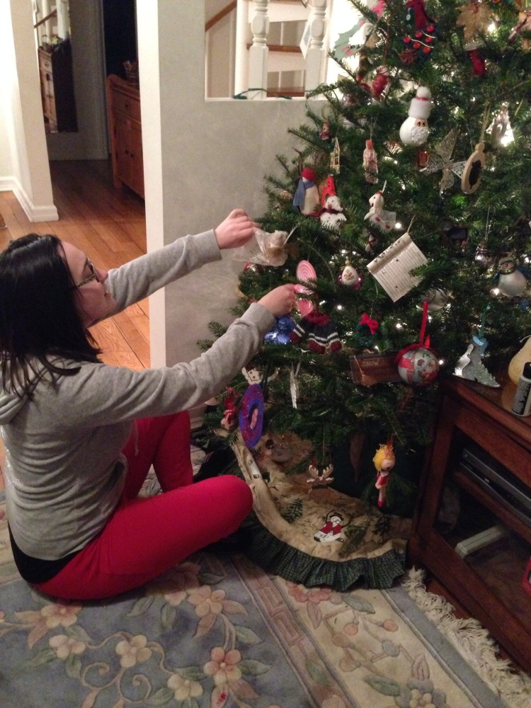 Decking the halls, 2014 edition.