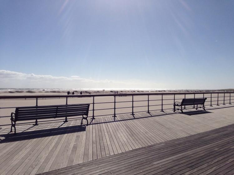 Jones Beach.